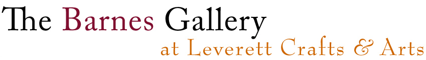 The Barnes Gallery at Leverett Crafts & Arts